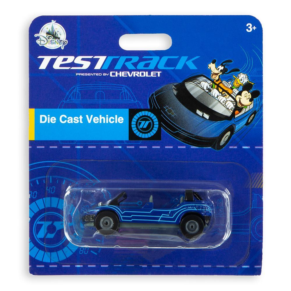 Test Track Vehicle