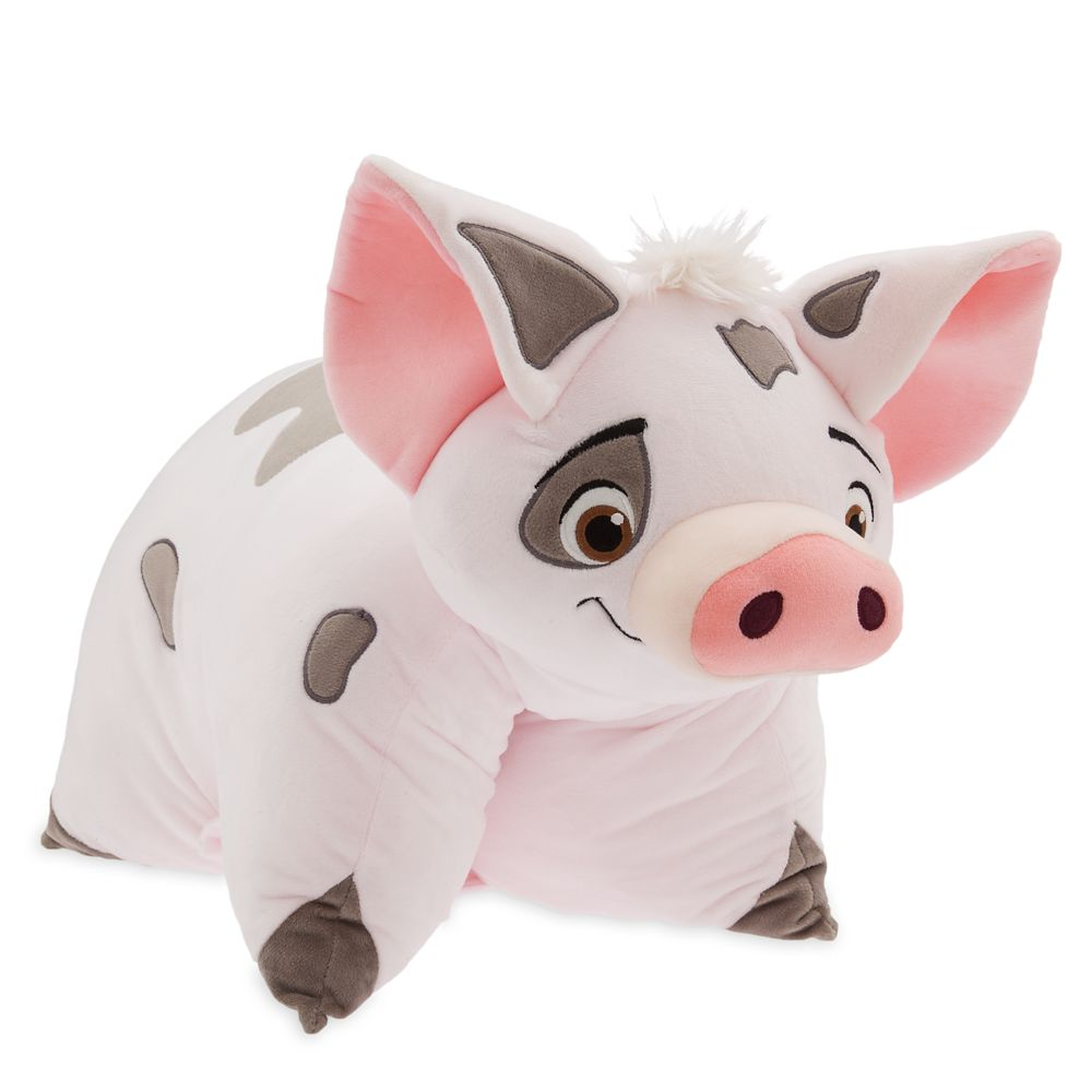 Pua Plush Pillow – Moana