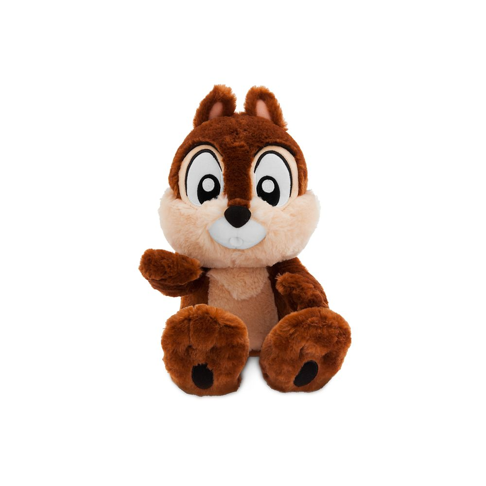 Chip Big Feet Plush – Chip 'n Dale – Medium – 12''