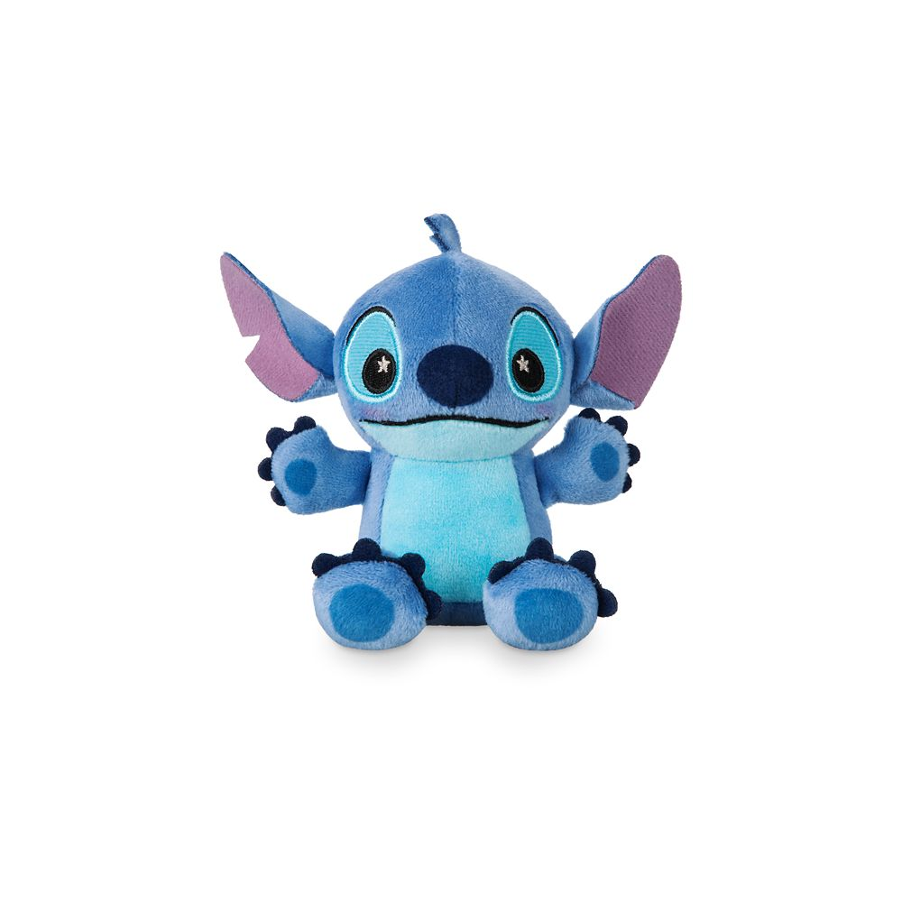 Stitch Disney Parks Wishables Plush – Micro