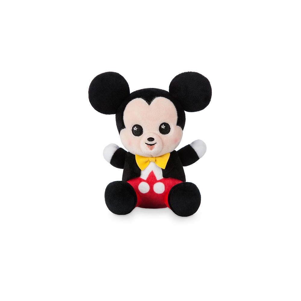 Mickey Mouse Disney Parks Wishables Plush  Micro