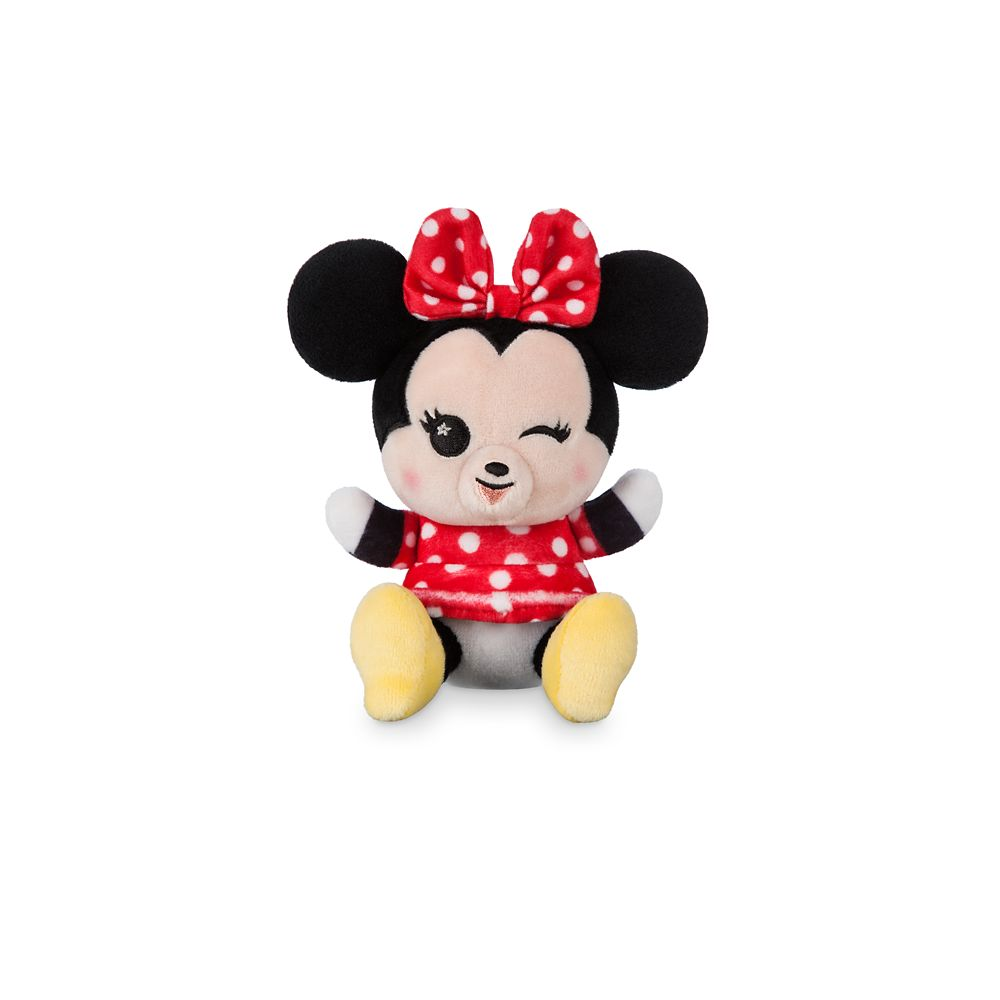 Minnie Mouse Disney Parks Wishables Plush – Micro