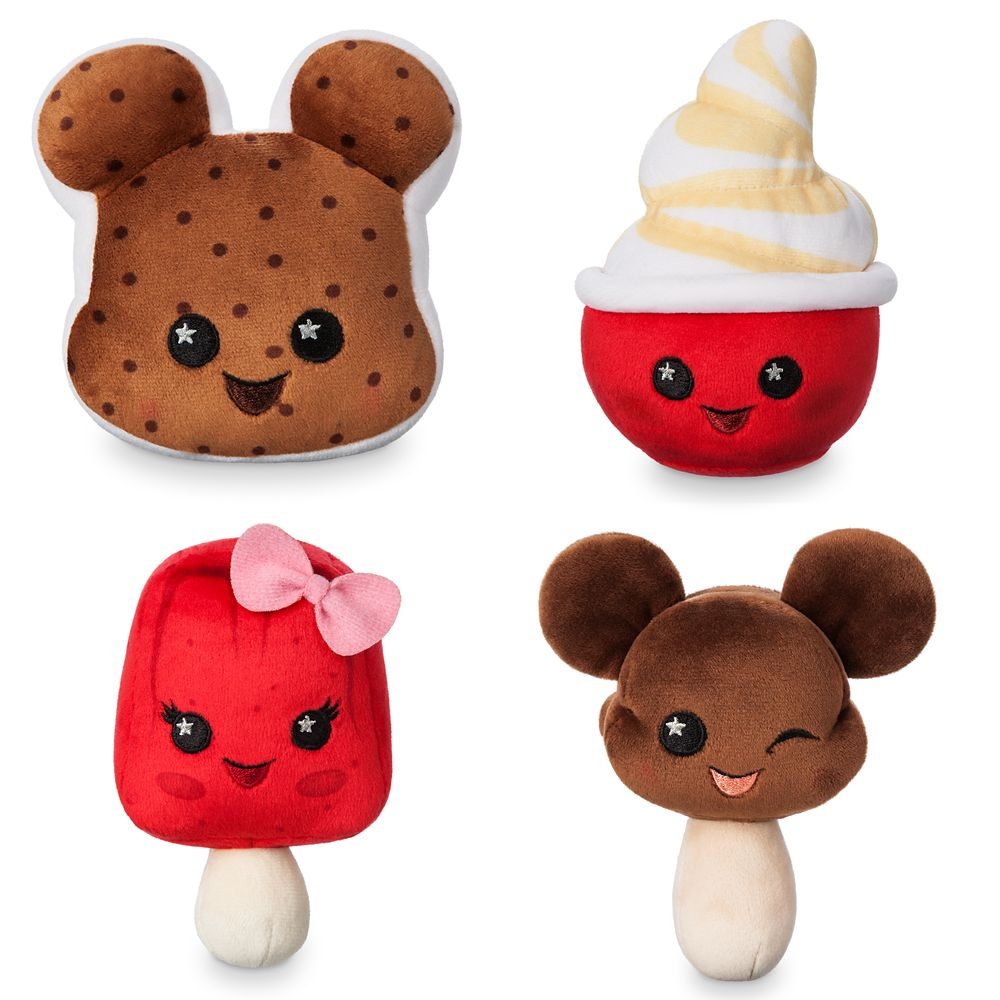 Disney Parks Wishables Mystery Plush – Parks Food Series