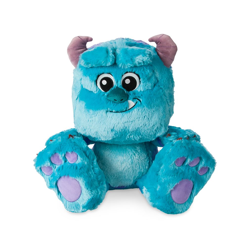Sulley Big Feet Plush – Medium – 18''