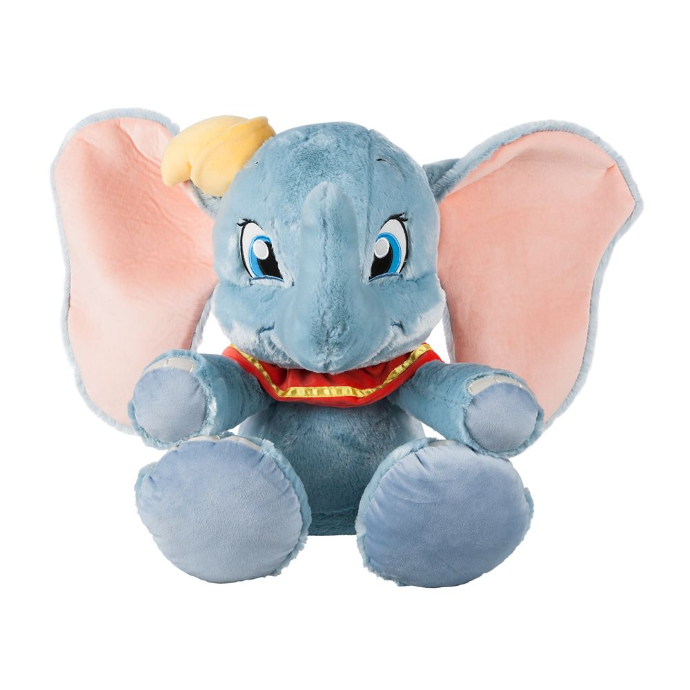 Dumbo Big Feet Plush – Medium – 18''