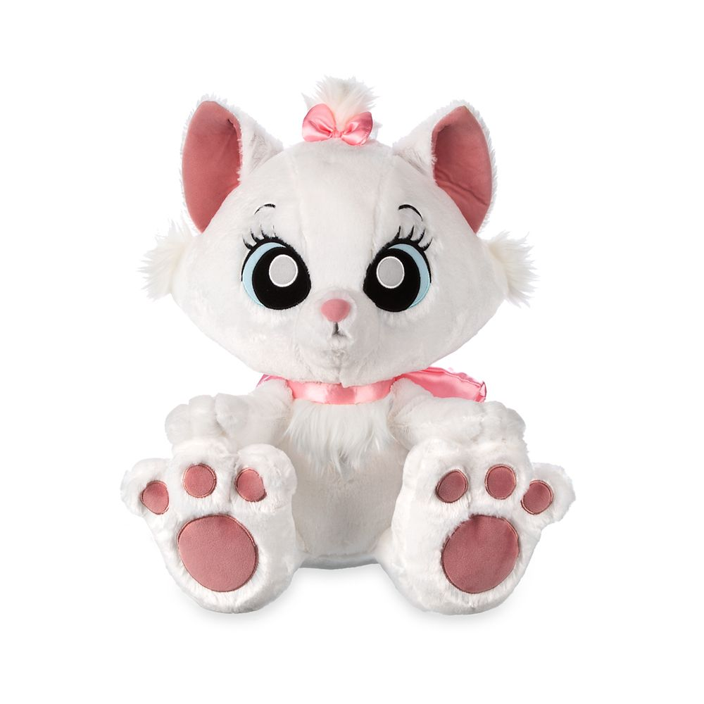 Marie Big Feet Plush – Medium – 18''