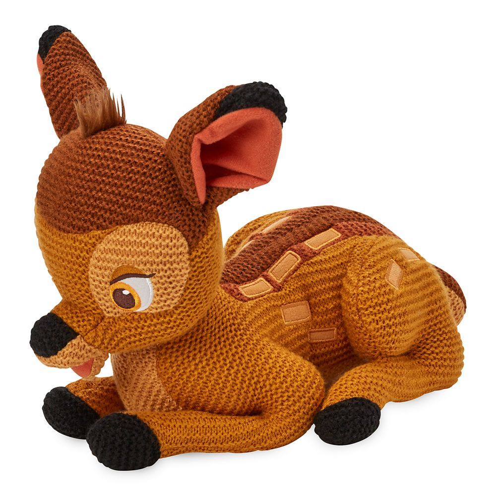 Bambi Knit Plush – 12 1/2'' – Limited Release