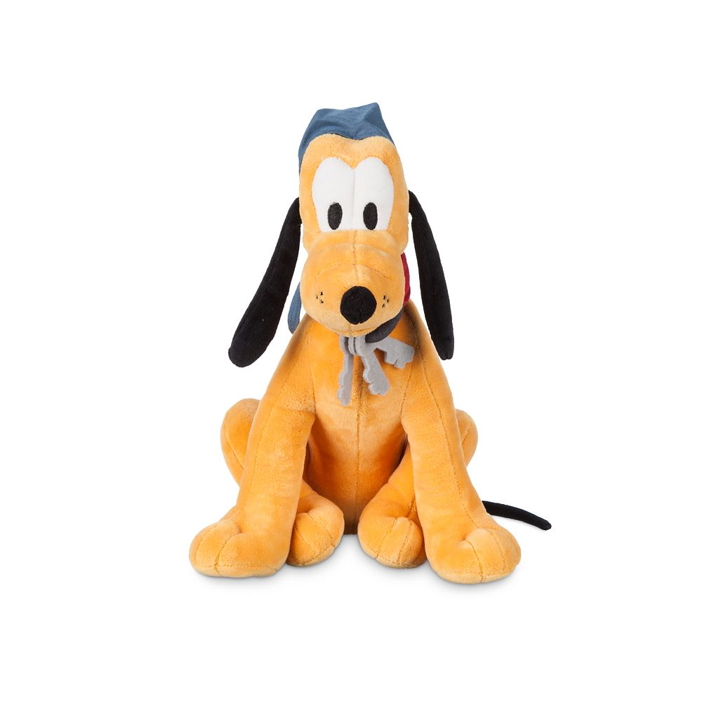 Pluto Plush – Pirates of the Caribbean – Small – 12''