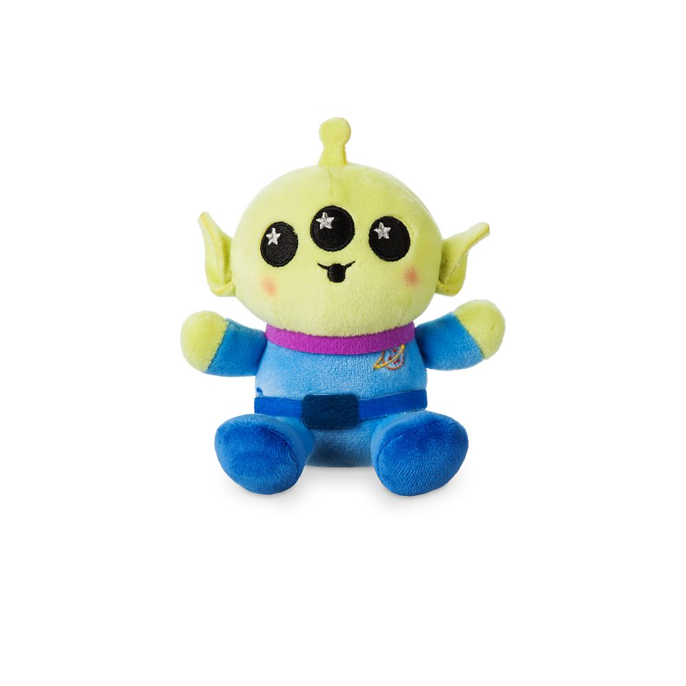 Toy Story Alien Disney Parks Wishables Plush – Micro