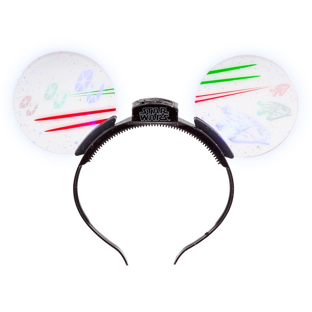 Star Wars Inspired Mickey Mouse Ears