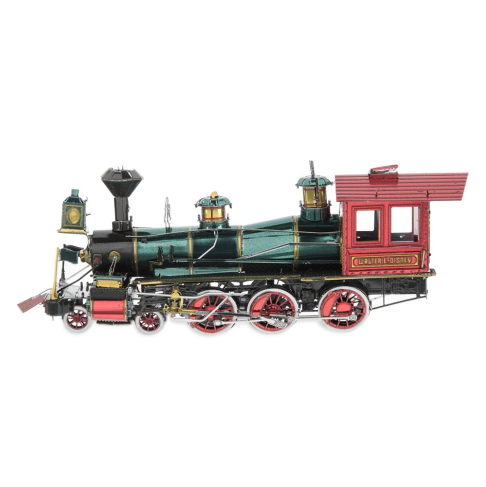 Disneyland Train Metal Earth 3D Model Kit