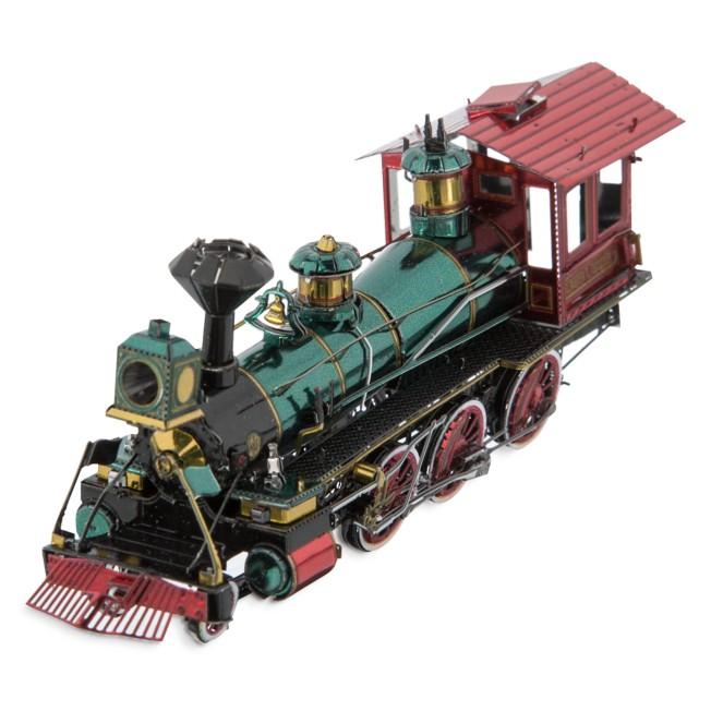 Disneyland Train Metal Earth 3D Model Kit