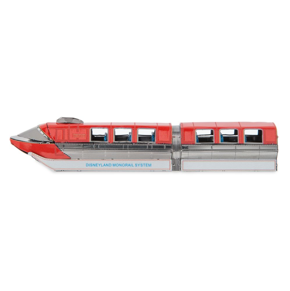 Mark I Monorail Metal Earth 3D Model Kit