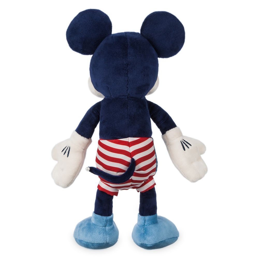 Mickey Mouse Americana Plush – Small – 12 1/2''