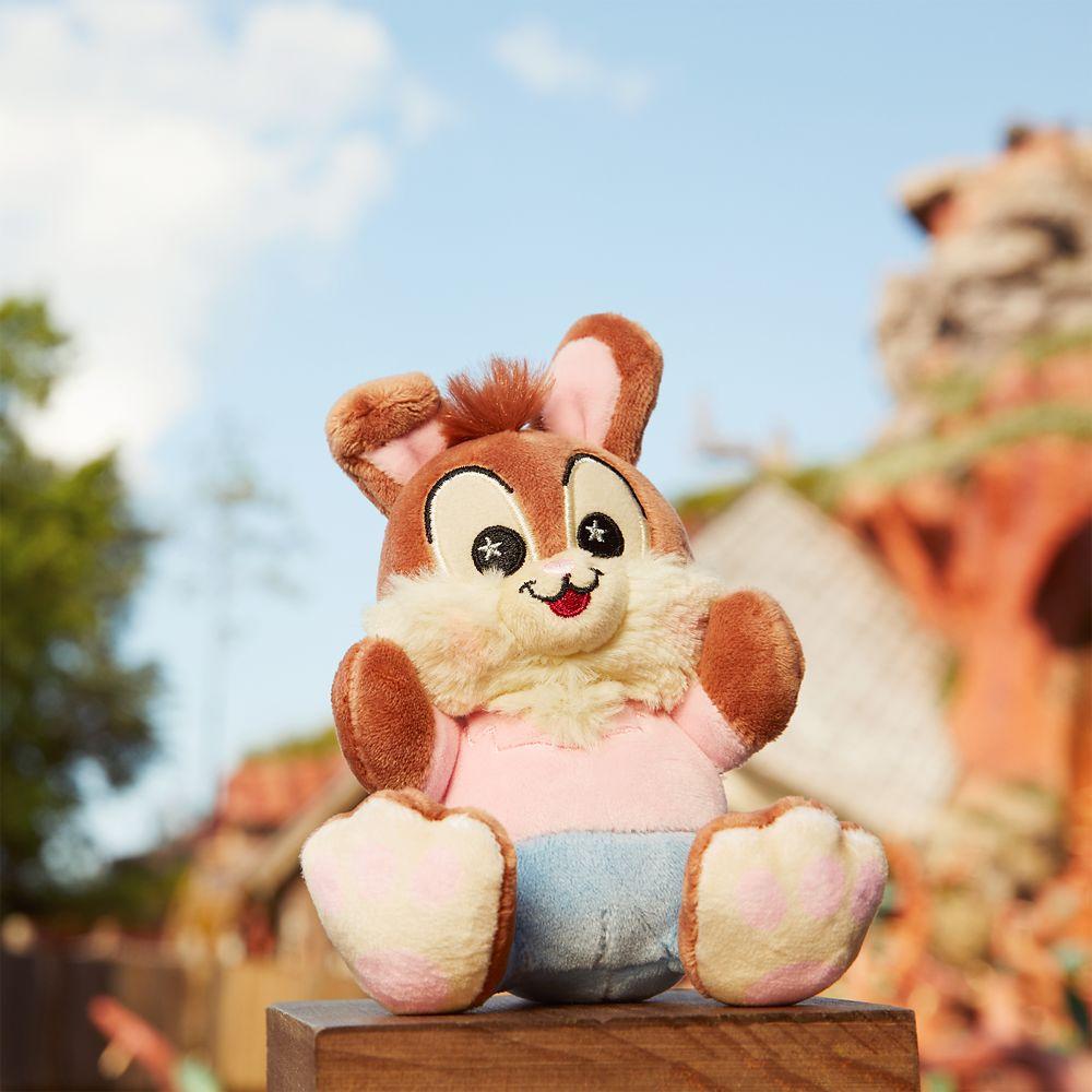 Br'er Rabbit Disney Parks Wishables Plush – Splash Mountain Series – Micro