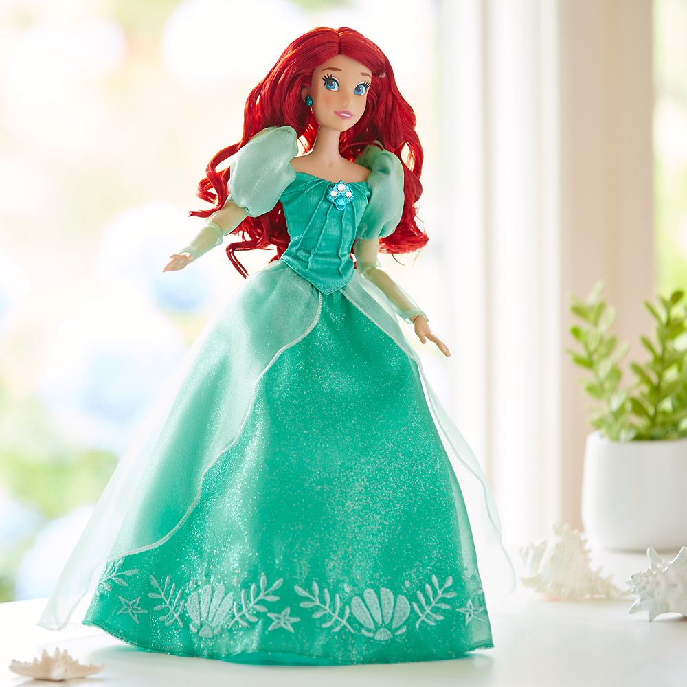 Ariel's Celebration Doll – The Little Mermaid – Limited Edition – 16''