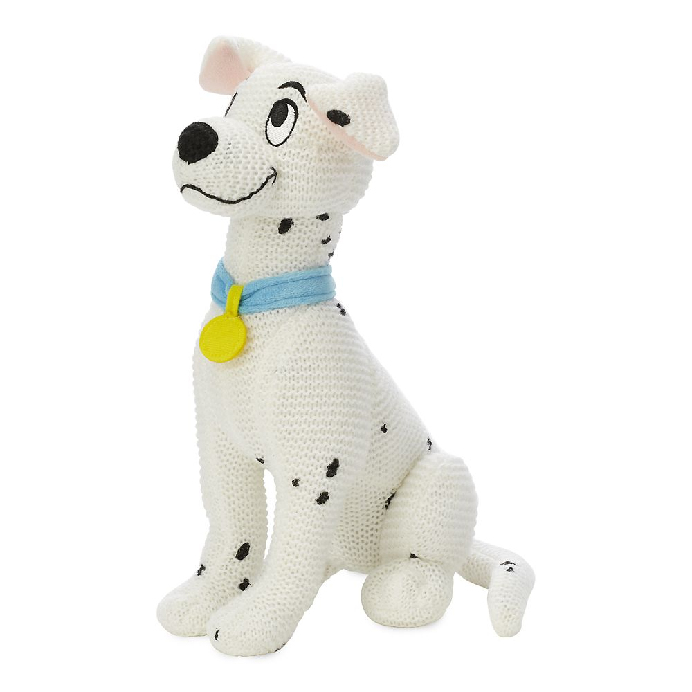 Perdita Knit Plush – 101 Dalmatians – Medium – 11'' – Limited Release