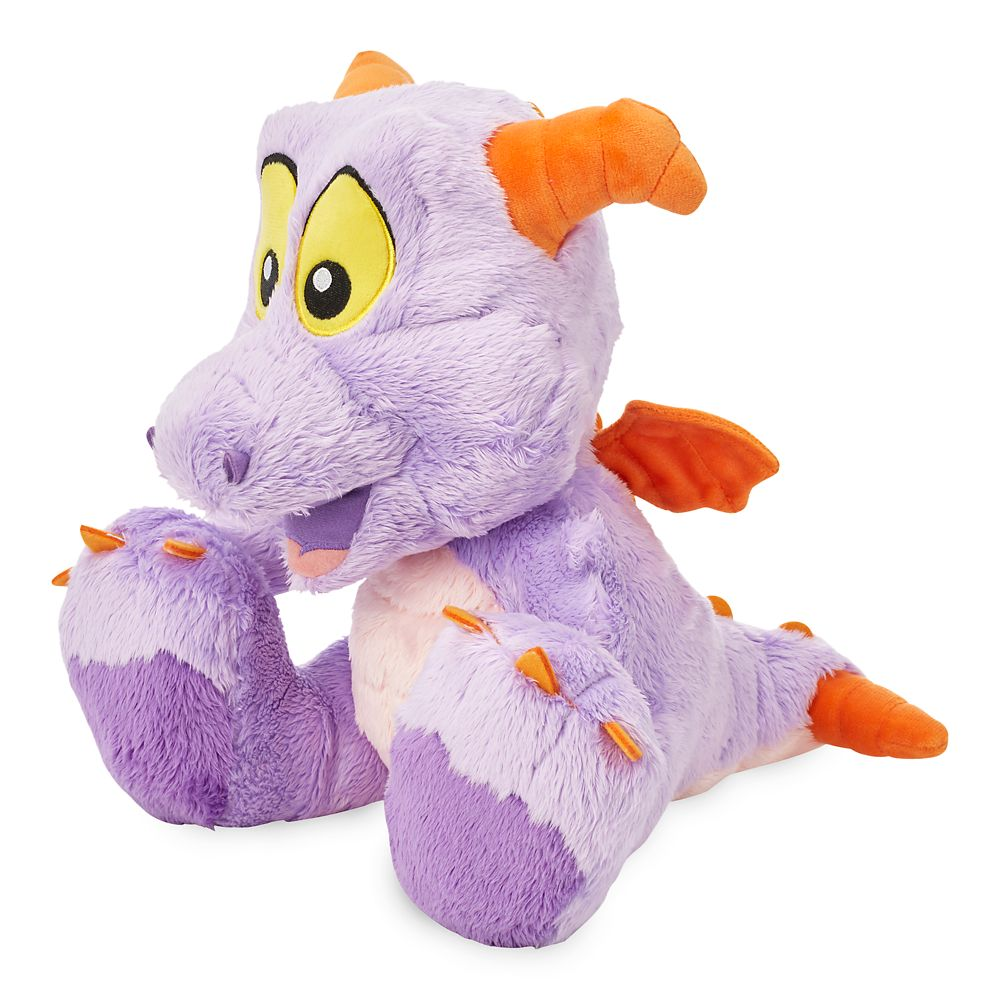 Figment Big Feet Plush – Medium – 10 1/2''
