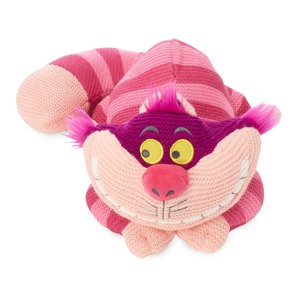 Cheshire Cat Knit Plush – 11'' – Limited Release