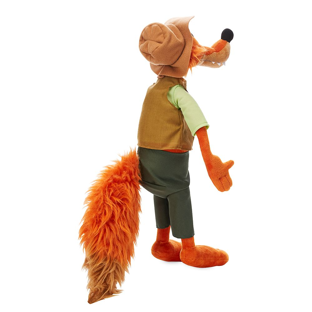 Br'er Fox Plush – Splash Mountain – Medium – 16''