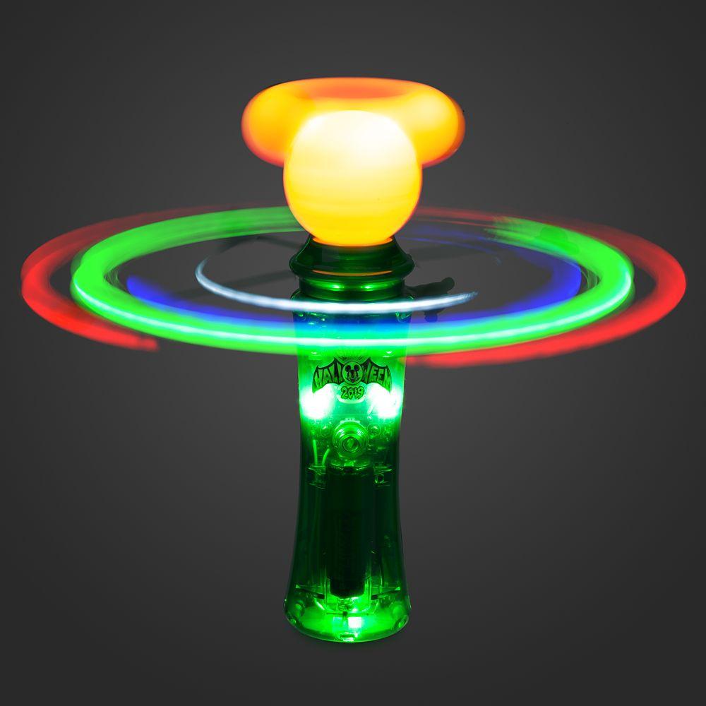 Mickey Mouse Pumpkin Light-Up Spinner