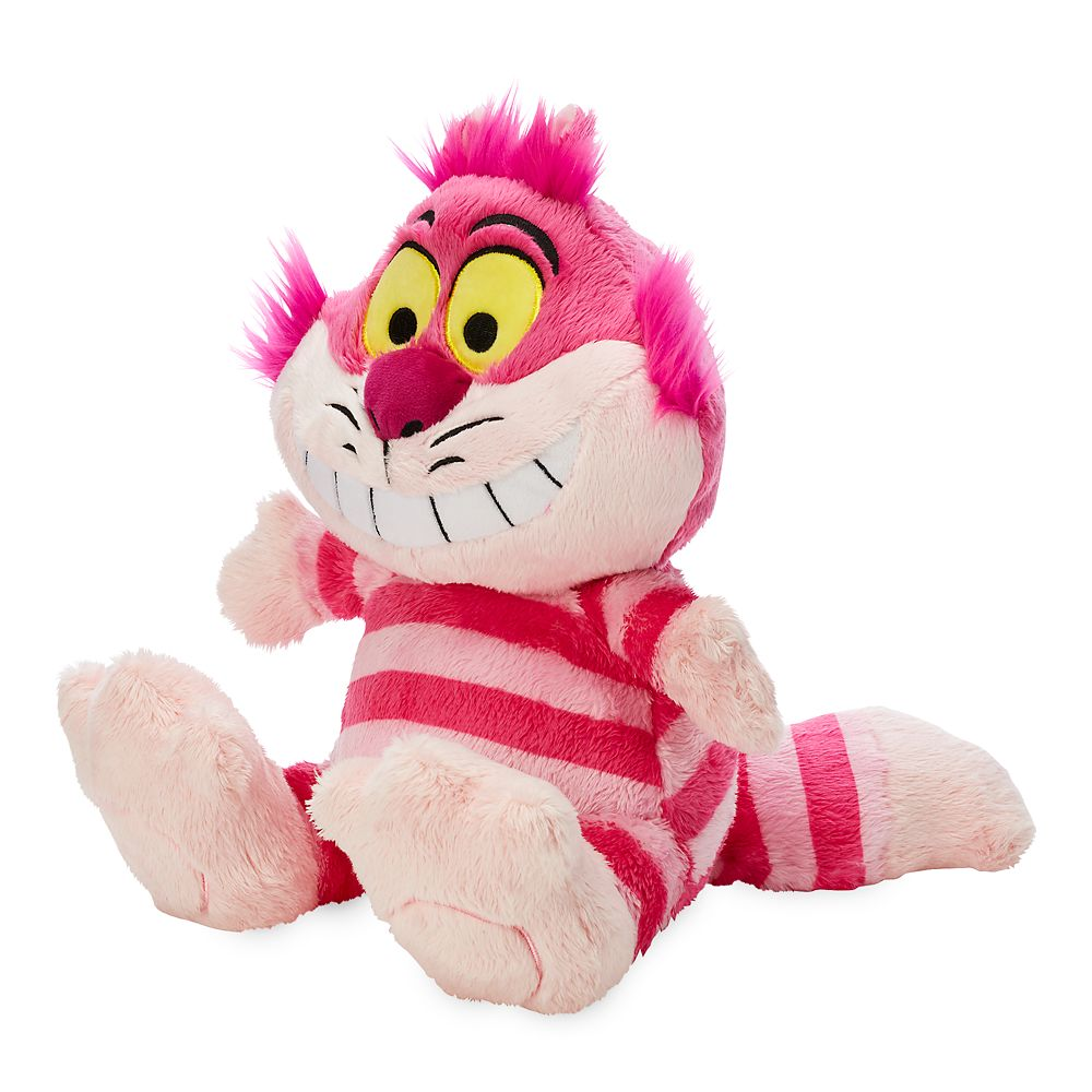 Cheshire Cat Big Feet Plush – Alice in Wonderland – Medium – 11''