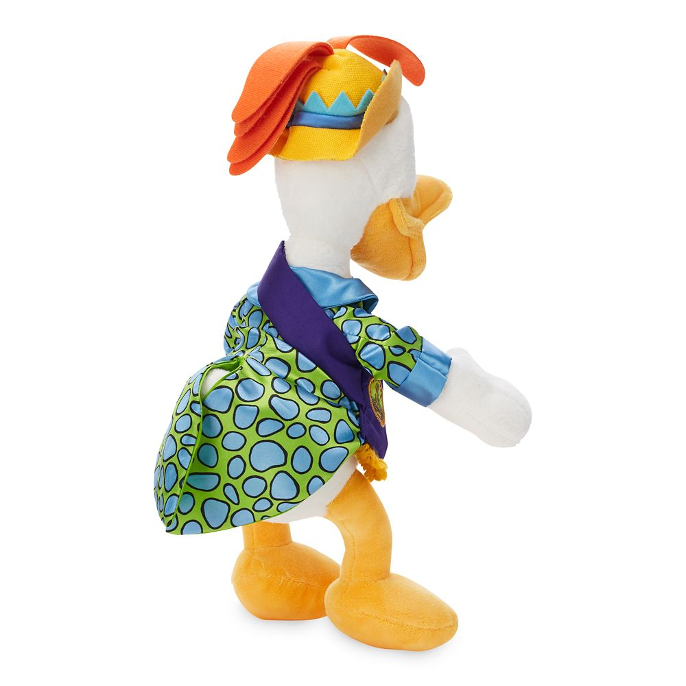 Donald Duck Plush – Donald's Dino Bash – Small – 13''