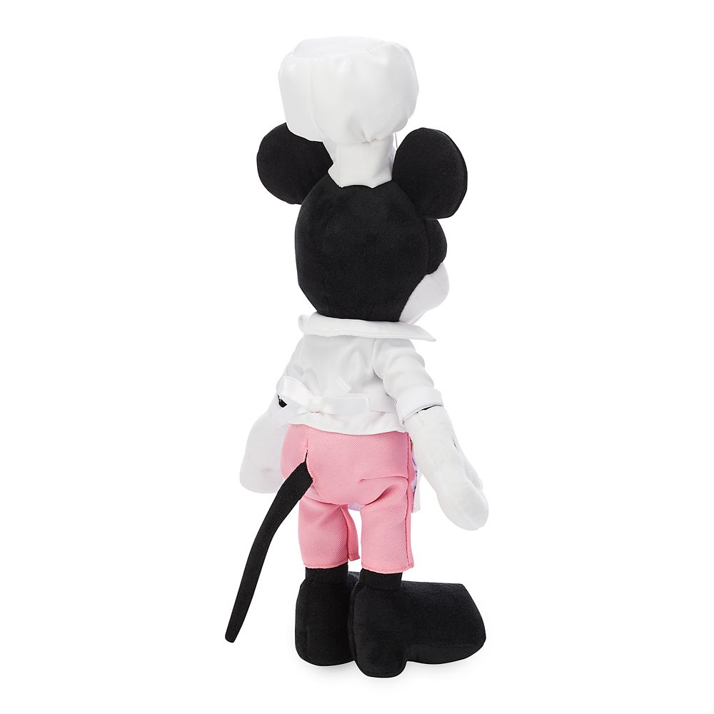 Minnie Mouse Plush – Epcot International Food & Wine Festival 2019 – Small – 11''