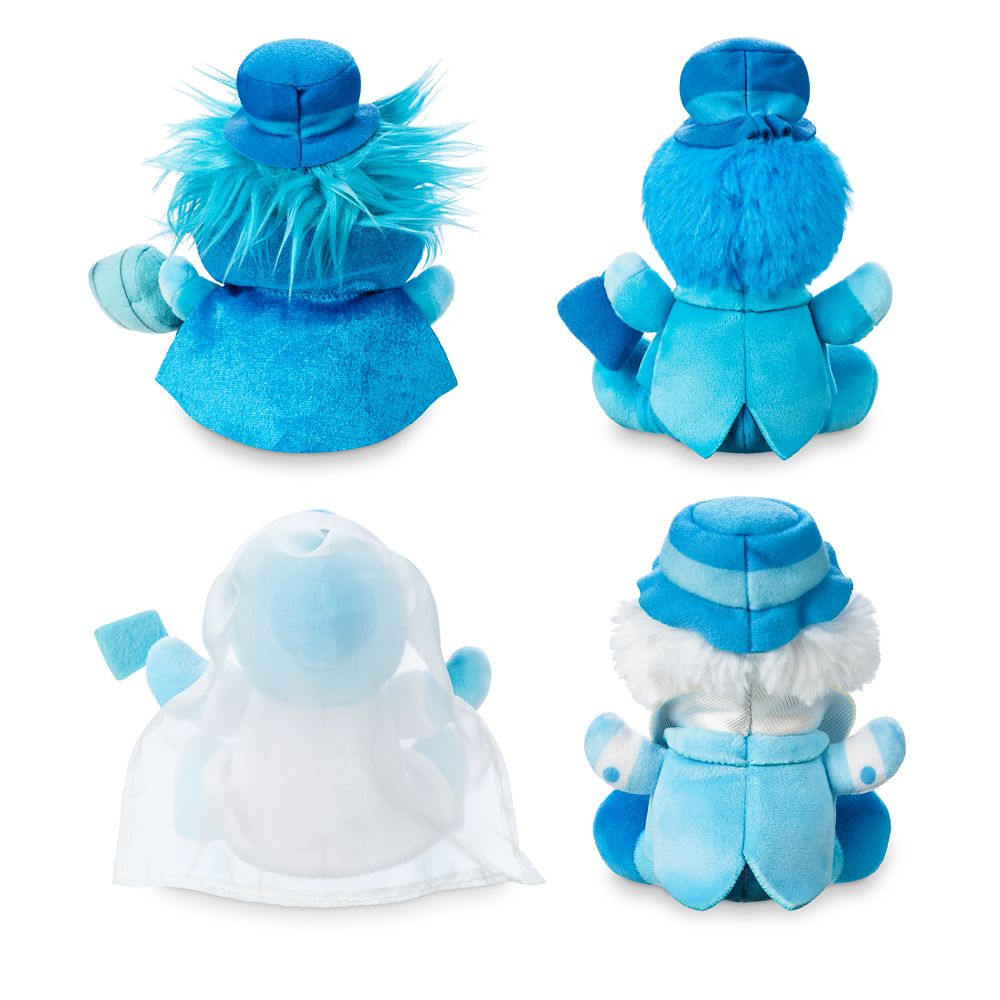Disney Parks Wishables Mystery Plush – The Haunted Mansion Series