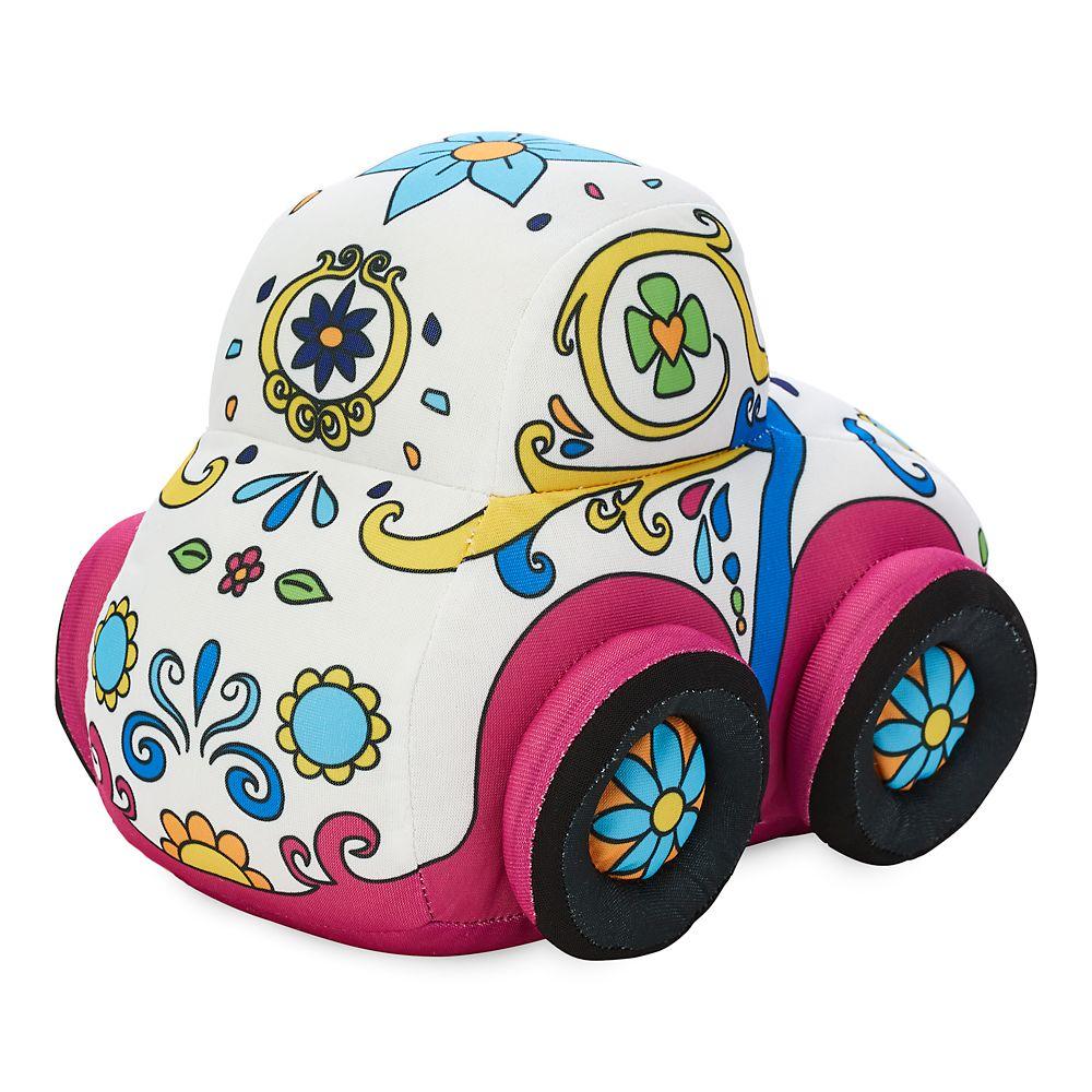Sugar Skull Car Plush – Cars – Small – 7''