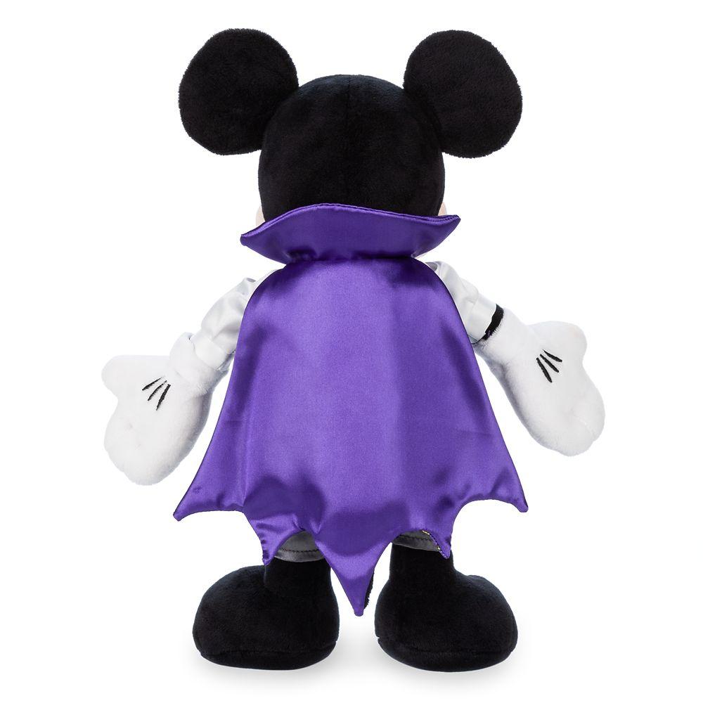 Mickey Mouse Vampire Plush – Halloween – Small – 12''