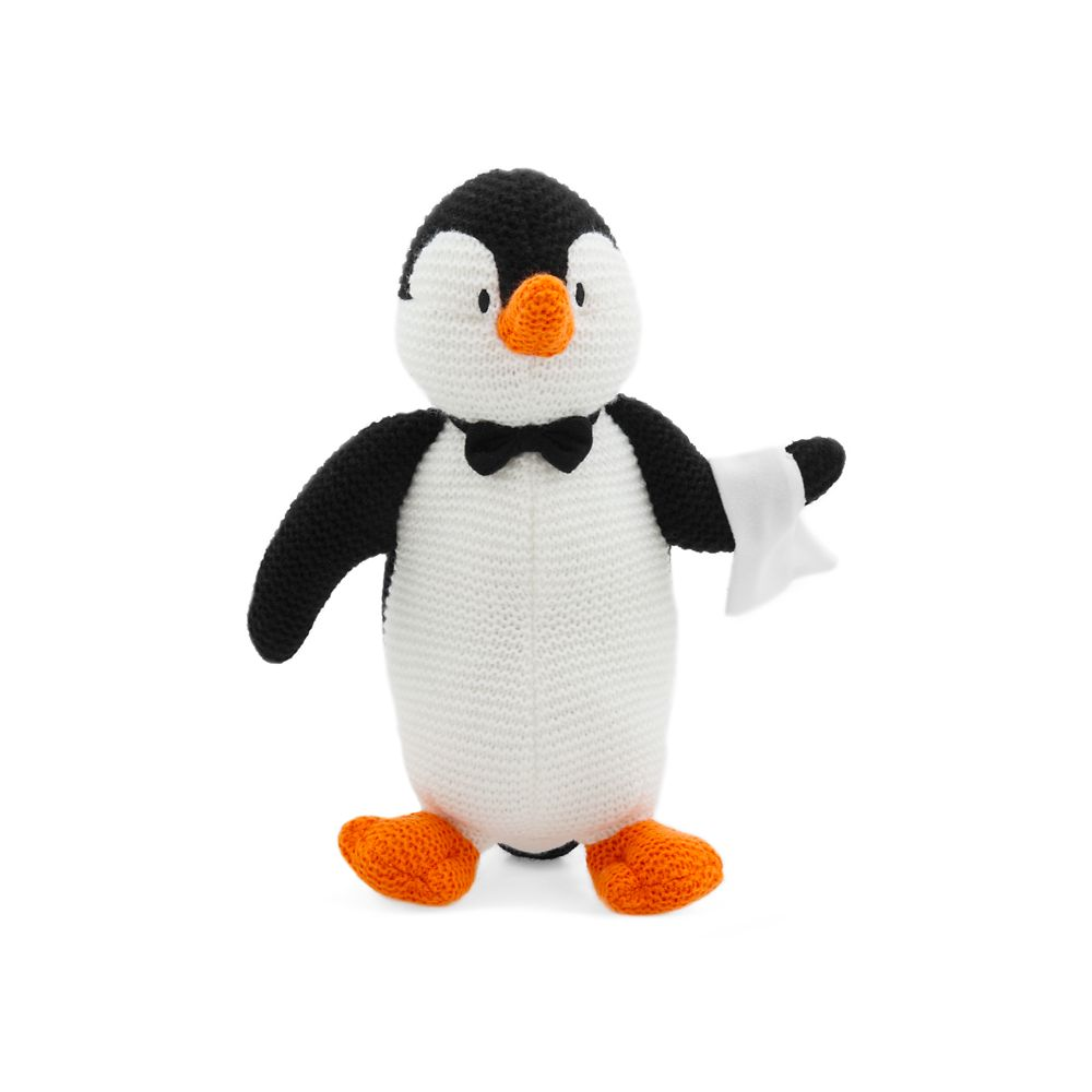 Penguin Waiter Plush – Mary Poppins – 11'' – Limited Release