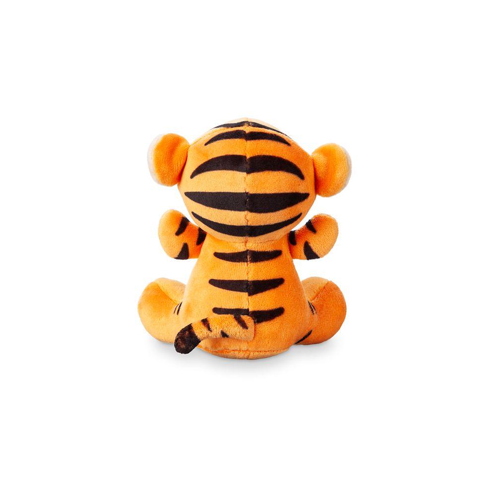 Tigger Disney Parks Wishables Plush – Winnie the Pooh – Micro