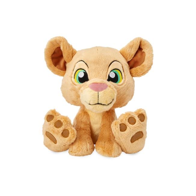 Nala Big Feet Plush – The Lion King – Medium – 10''