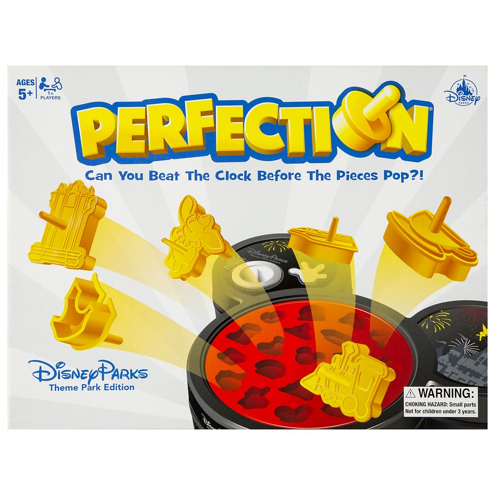 Perfection Game – Disney Parks Edition