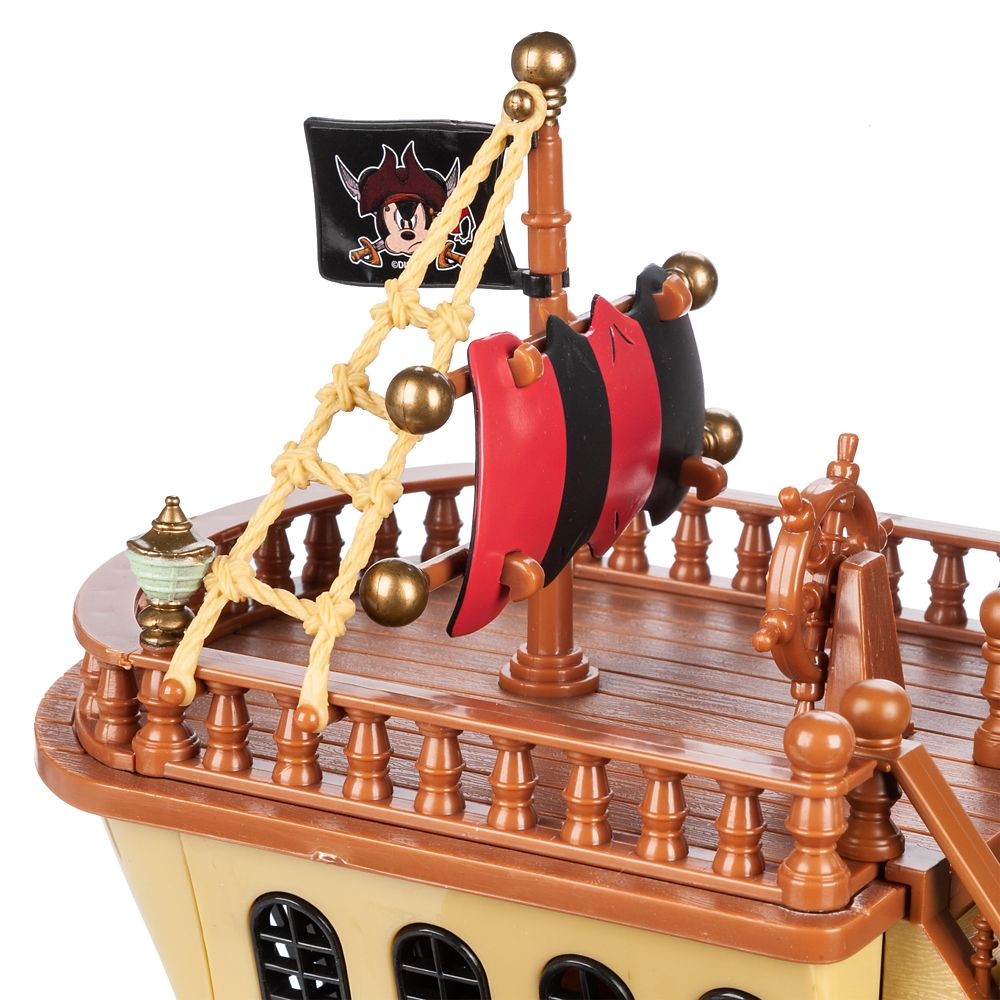 Mickey Mouse Pirate Ship Play Set – Pirates of the Caribbean