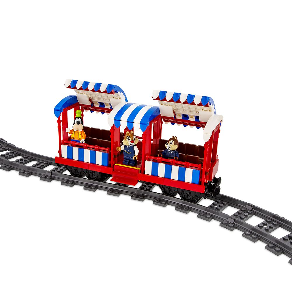 Disney Train and Station Playset by LEGO