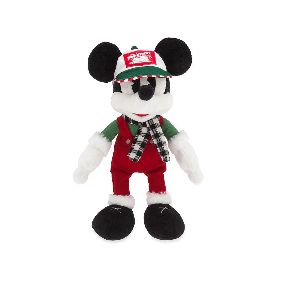 Mickey Mouse Holiday 2019 Plush – Medium – 13''