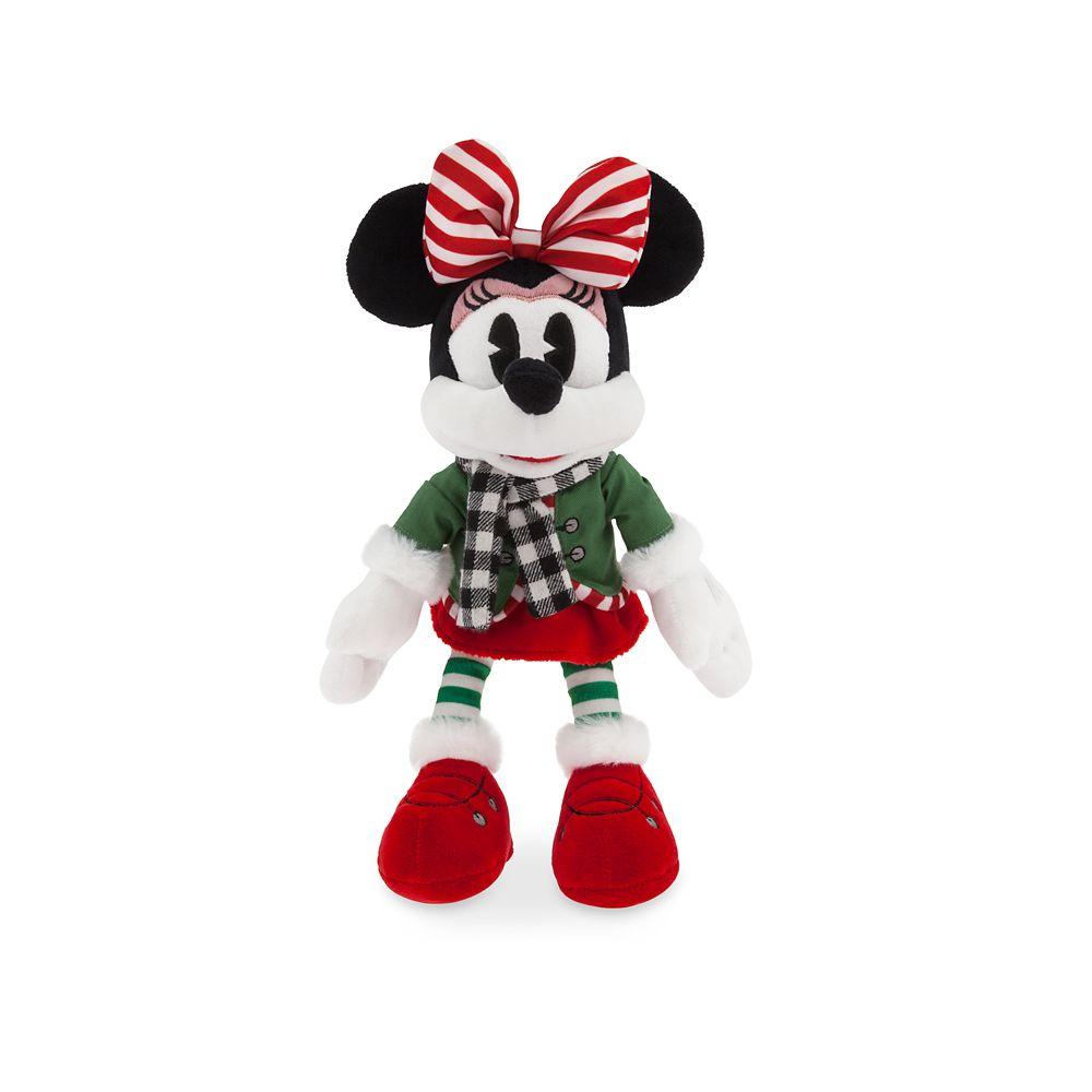 Minnie Mouse Holiday 2019 Plush – Medium – 13''