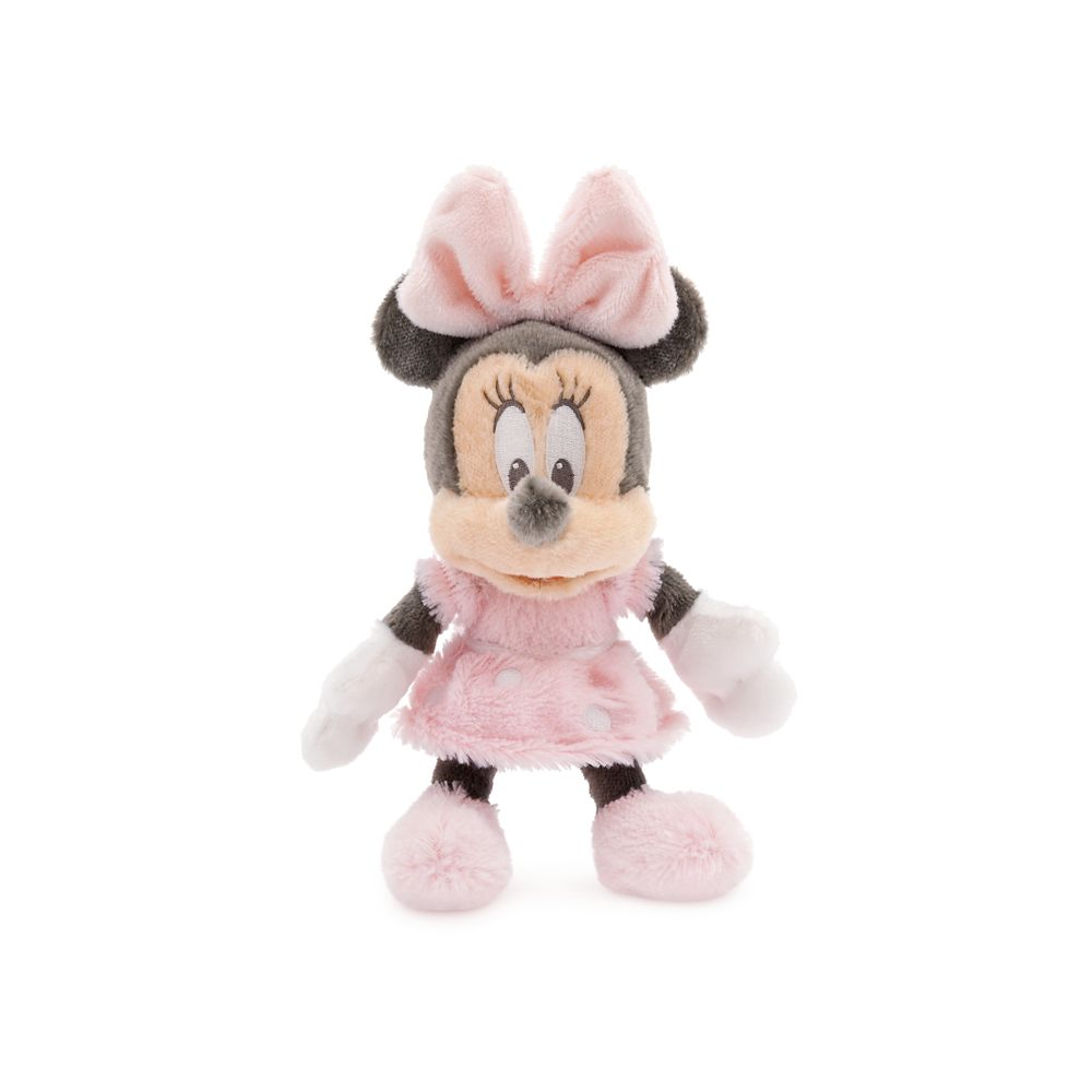 Minnie Mouse Rattle Plush for Baby – Small – 9''