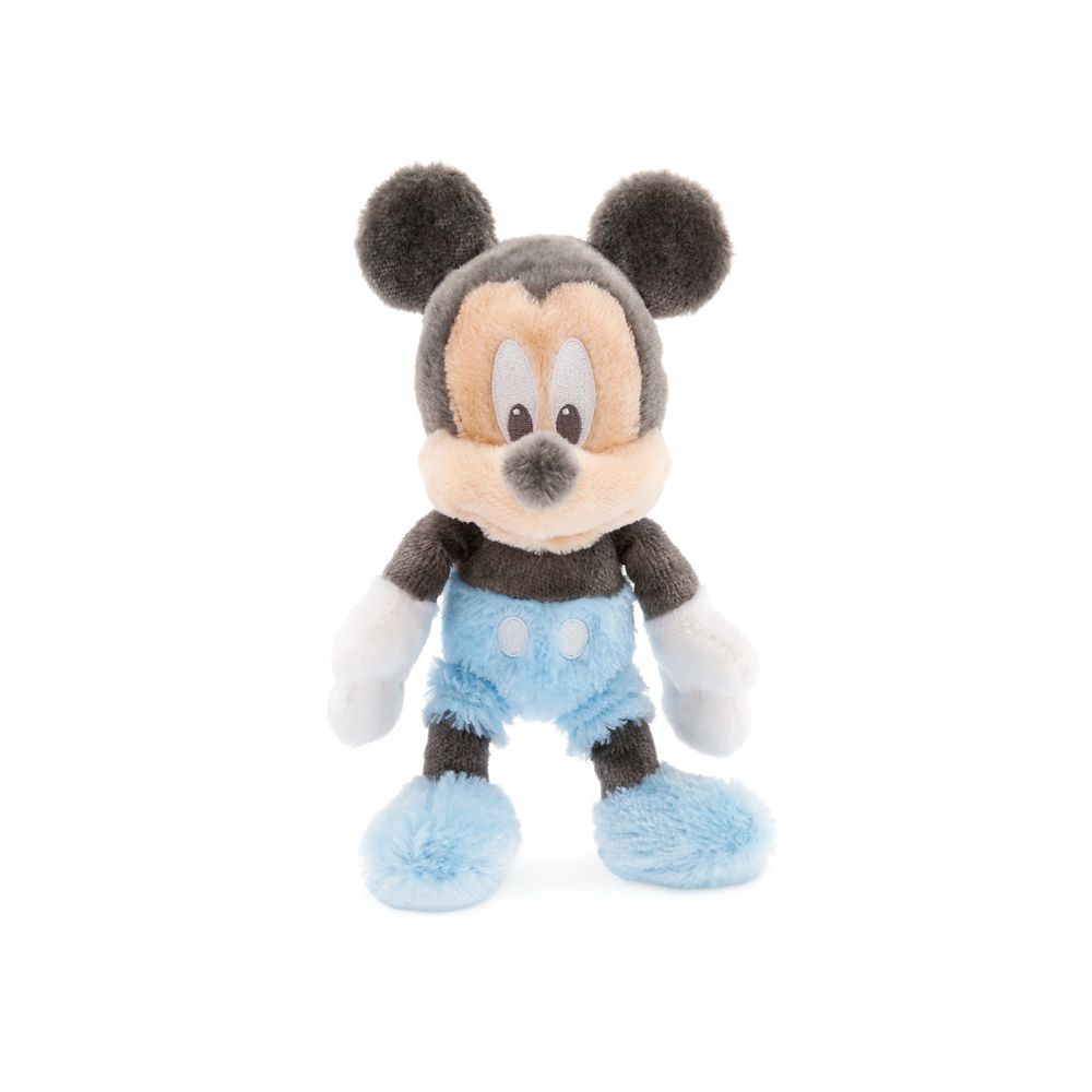 Mickey Mouse Rattle Plush for Baby – Small – 9''
