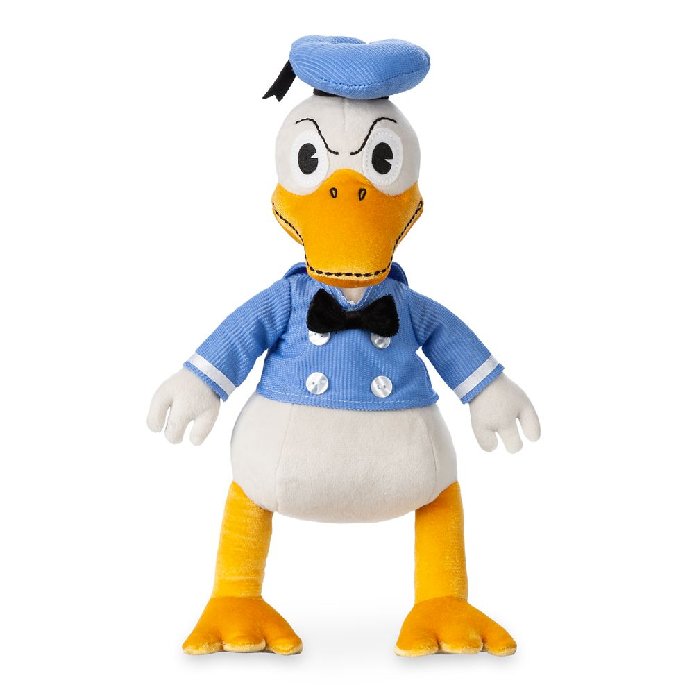 Donald Duck 85th Anniversary Plush – Limited Edition