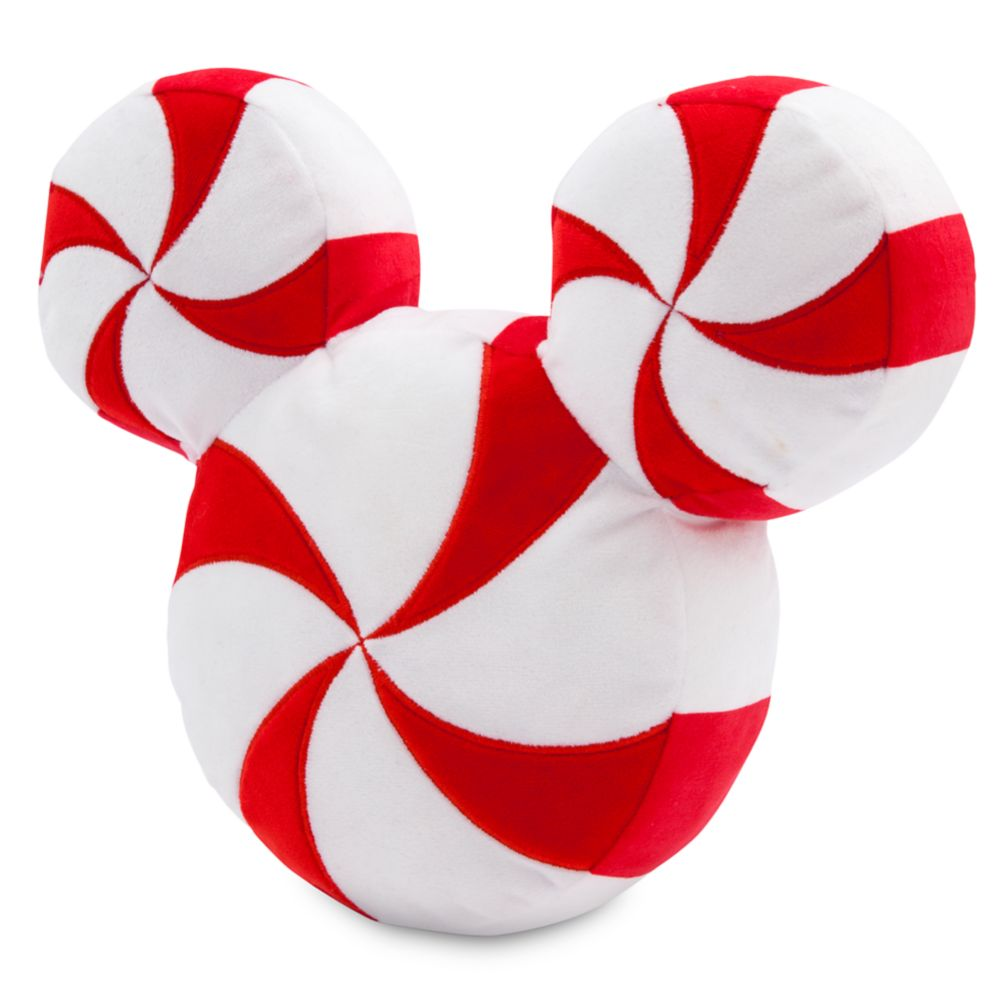 Mickey Mouse Peppermint Candy Plush – Scented – Small – 11''