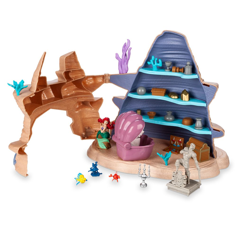 Ariel's Grotto Play Set