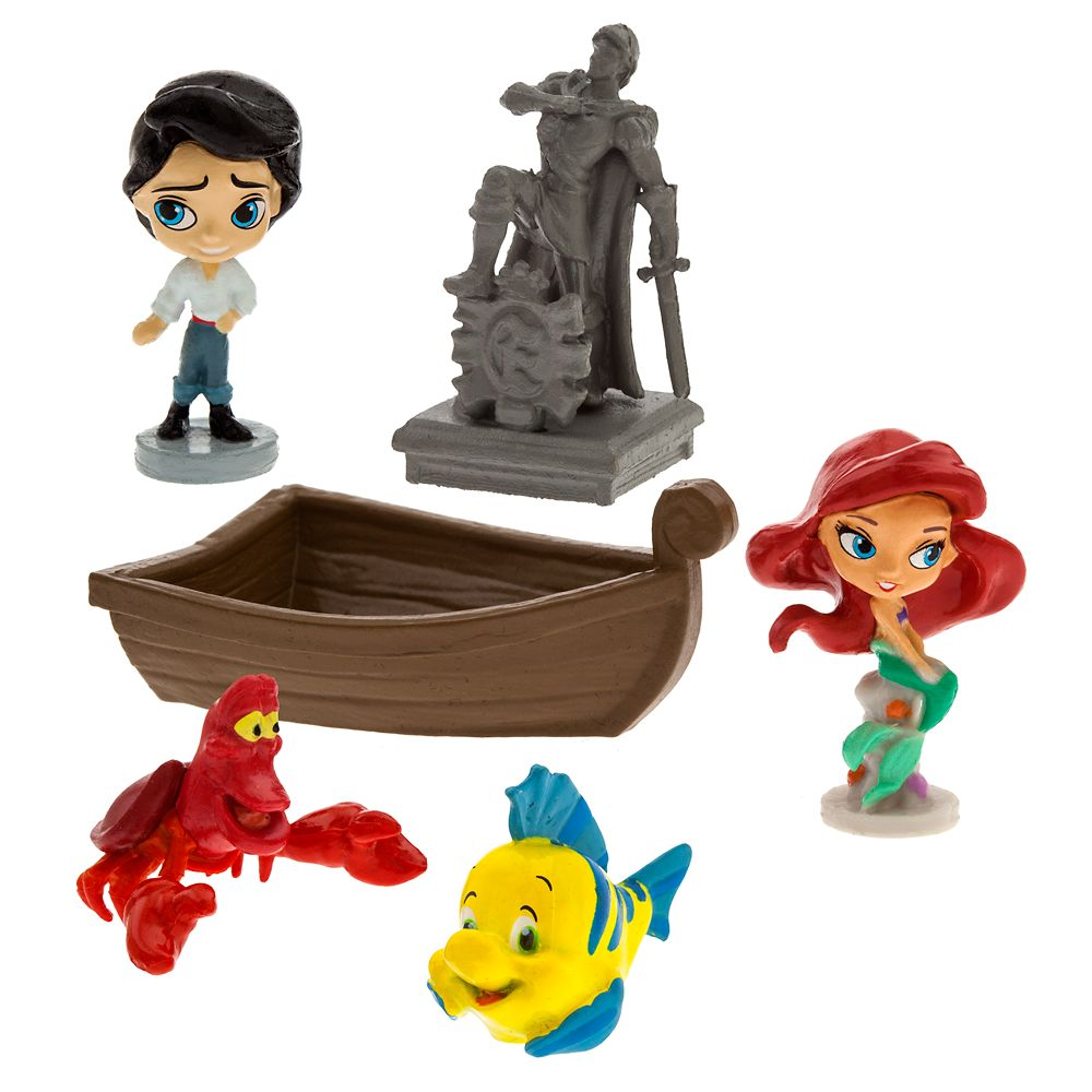 Ariel Disney Princess Storybook Playset