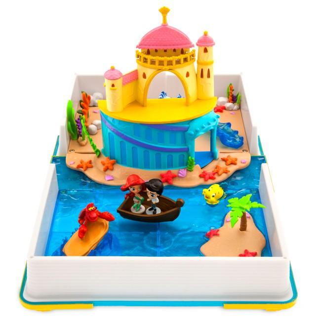 Ariel Disney Princess Storybook Playset