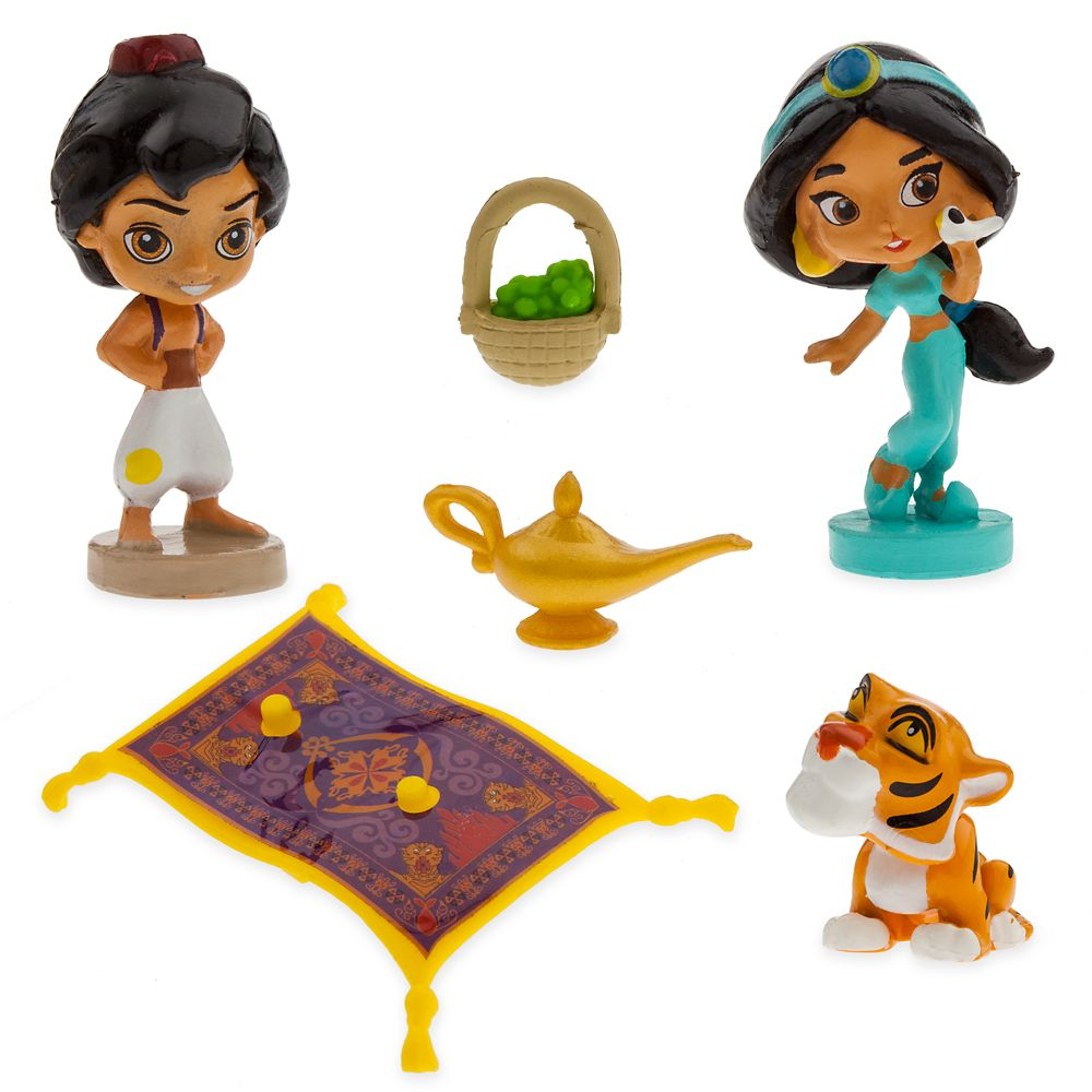 Jasmine Disney Princess Storybook Playset