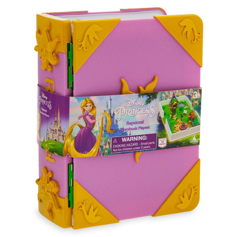 Rapunzel Disney Princess Storybook Playset