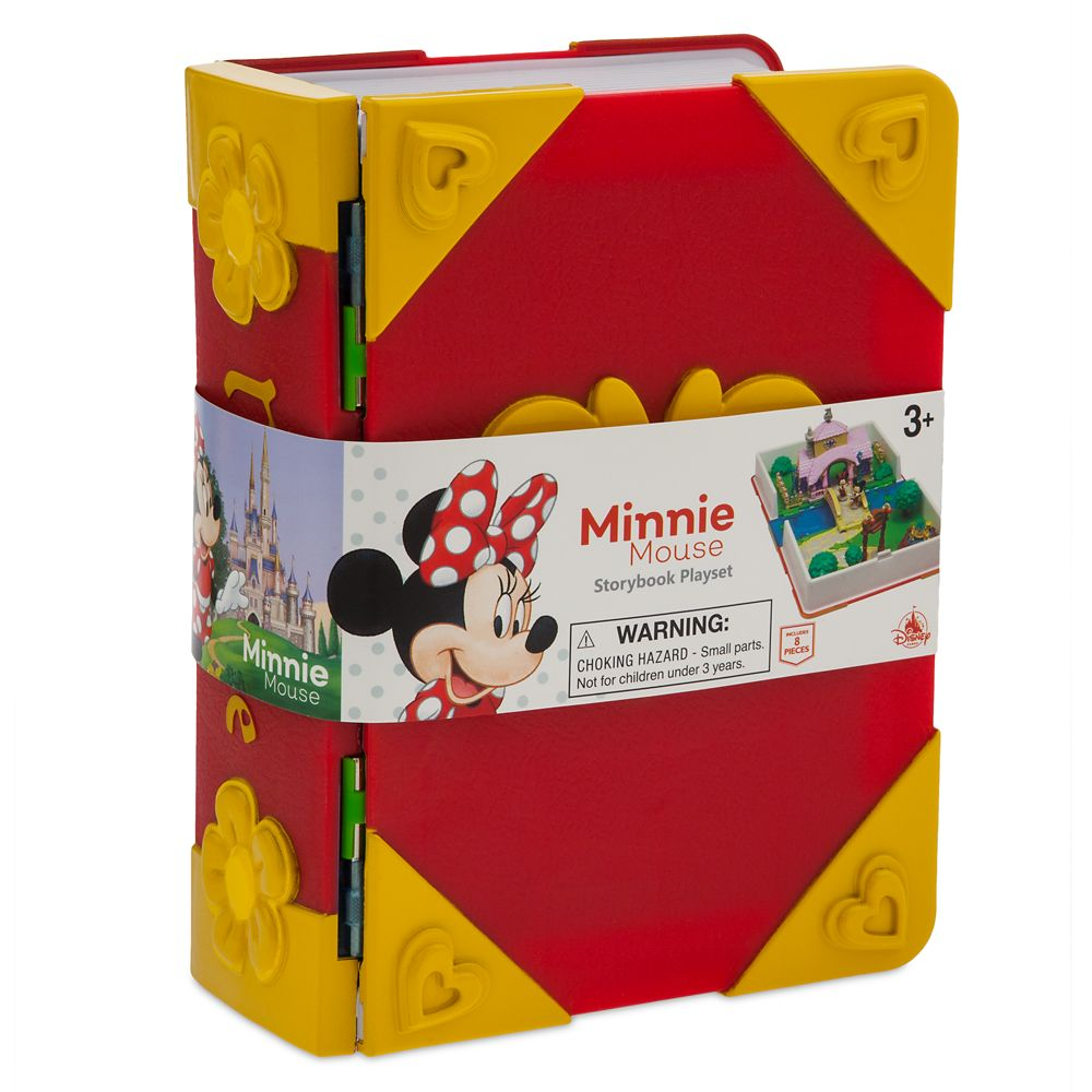 Minnie Mouse Storybook Playset