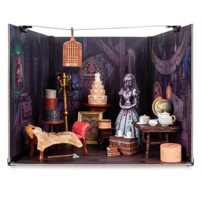 The Haunted Mansion Attic Diorama Kit